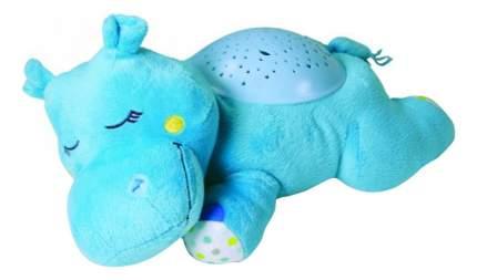 Светильник-проектор SUMMER INFANT Dozing Hippo голубой
