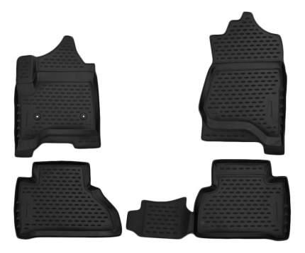 Комплект ковриков в салон автомобиля Autofamily для Chevrolet (NLC.3D.08.31.210k)