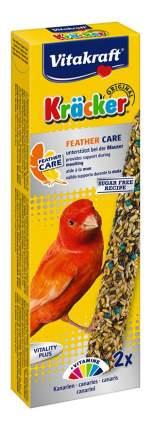 Лакомства для птиц Vitakraft Крекеры для канареек при линьке