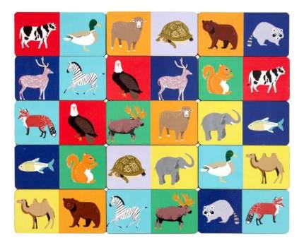 Семейная настольная игра Мастер игрушек Животные