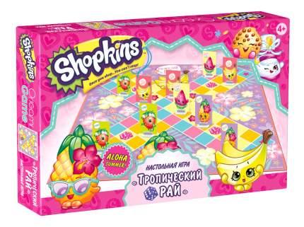 Настольная игра Origami Shopkins. Тропический рай