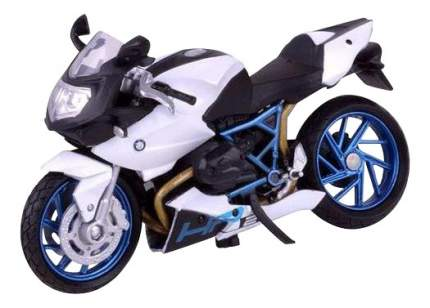 Коллекционная модель MotorMax BMW HP2 Sport белая