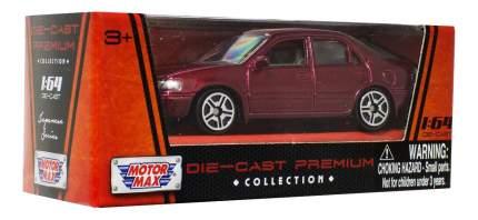 Коллекционная модель MotorMax Toyota Corolla 1:64