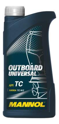 Моторное масло Mannol Outboard Universal 15W-50 1л