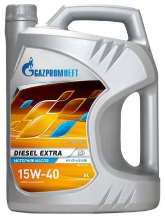 Моторное масло Gazpromneft Diesel Extra 15W-40 5л