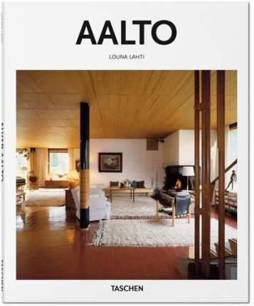 Книга Alvar Aalto