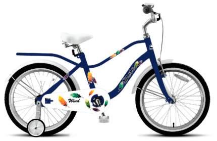 Велосипед STELS Wind 2017 onesize Wind синий