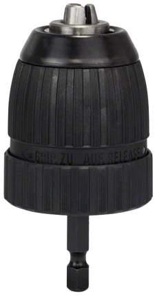 "Быстрозажимной патрон для дрели, шуруповерта Bosch R/L 10 мм 1/4"" 2608572075"