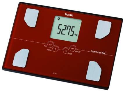 Весы напольные Tanita BC-313 Красный