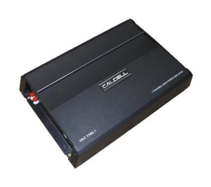 Усилитель 1-канальный Calcell VAC 1100.1