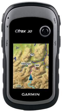Туристический навигатор Garmin eTrex 30x оранжевый/серый