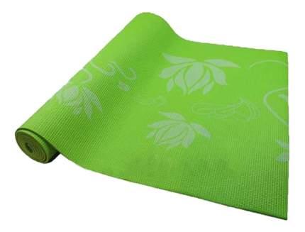 Коврик для йоги ЕвроСпорт BB8300G зеленый 4 мм
