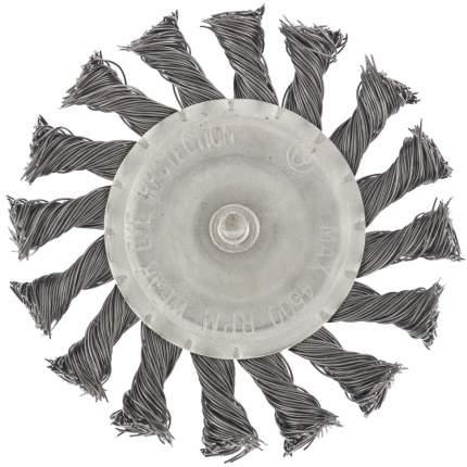 Кордщетка для дрелей, шуруповертов MATRIX 74430