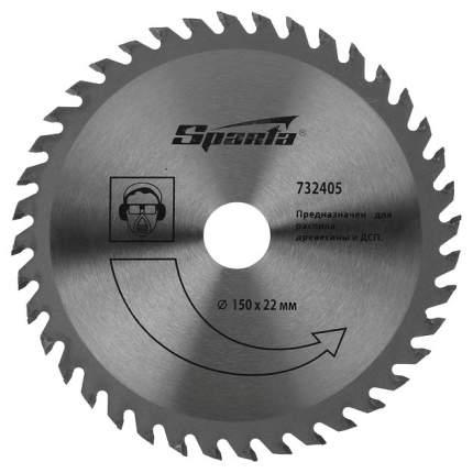 Пильный диск SPARTA 732405