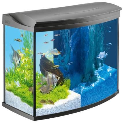 Аквариумный комплекс для рыб, креветок, ракообр Tetra AquaArt LED с изогнутым стеклом 130л