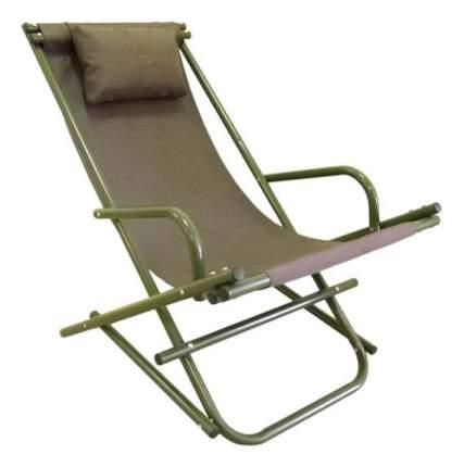 Кресло-шезлонг Митек 00-00004315 оливковый