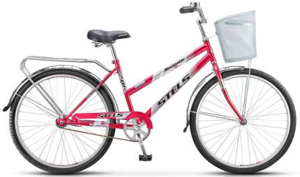 """Велосипед Stels Navigator 210 Lady 2016 19"""" красный"""