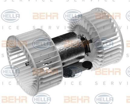 Двигатель моторчика печки Hella 8EW 009 100-371