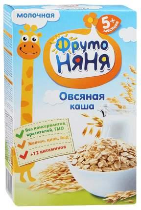 Каша молочная ФрутоНяня Овсяная с 5 мес. 200 г