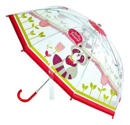 Зонт детский Mary Poppins Cherry Apple Forest прозрачный 46 см 53596