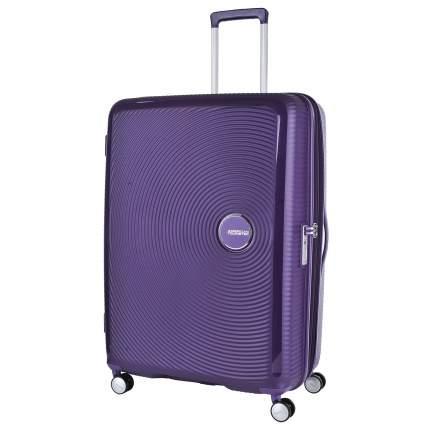 Чемодан American Tourister Curio AO8-91003 фиолетовый XL