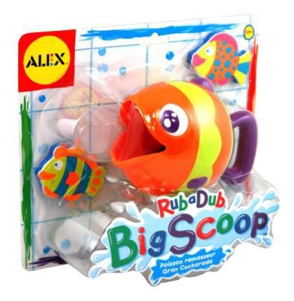 Игрушка для купания ALEX Хищник и рыбки