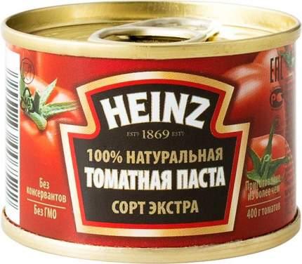 Паста томатная  Heinz натуральная экстра 70 г