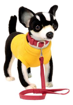 Мягкая игрушка Hansa Собака Чихуахуа Черная 27 см Черный Синтепон 6384