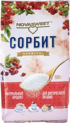 Заменитель сахара Novasweet сорбит 500 г