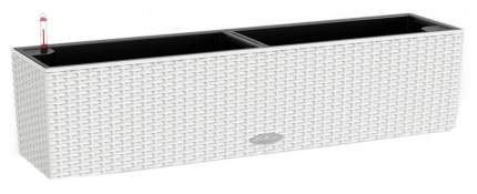 Горшок с автополивом LECHUZA Balconera 80х19х19 см Белый