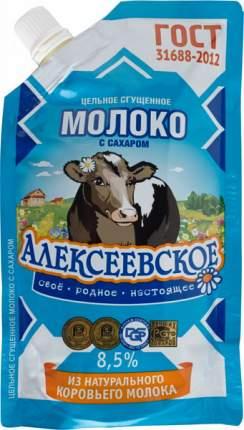 Молоко сгущенное Алексеевское 8.5% с сахаром 270 г