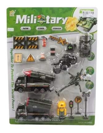 Игровой набор Военная база Shenzhen Toys В80110