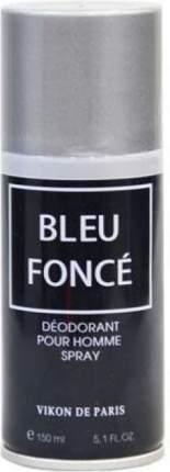 Дезодорант спрей Новая заря Темно синий мужской 150 мл