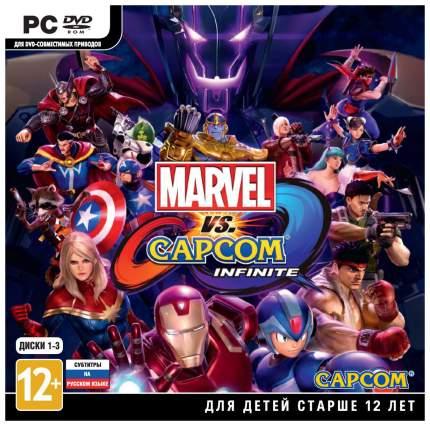 Игра Marvel vs. Capcom: Infinite для PC