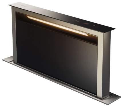 Вытяжка встраиваемая Smeg KDD 90 VXE-2 Silver/White