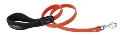 Поводок Ferplast Ergoflex G18/110, оранжевый, длина 110 см, ширина 18 мм