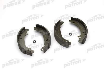 Тормозные колодки барабанные  PATRON PSP243
