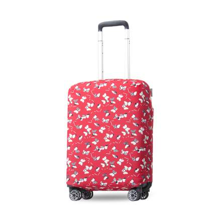 Чехол для чемодана Mettle Бумажные бабочки S