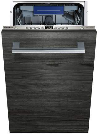 Встраиваемая посудомоечная машина 45 см Siemens SR655X20MR