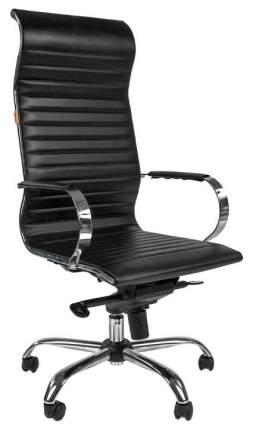 Кресло руководителя CHAIRMAN 710 00-07014827, черный
