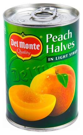 Персики Del Monte половинки в сиропе 420 г