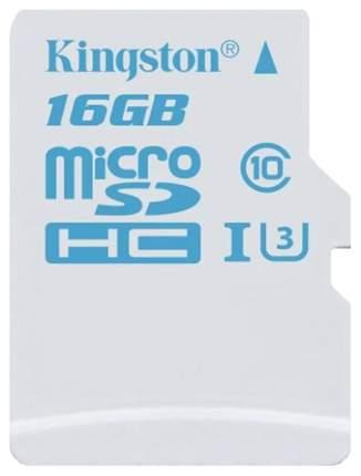 Карта памяти Kingston Micro SDHC SDCAC/16GBSP 16GB