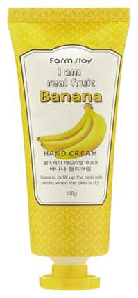 Крем для рук FarmStay с экстрактом банана 100 мл