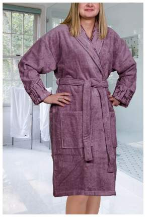 Халат HOBBY ELIZA 1501000852 L цвет Фиолетовый