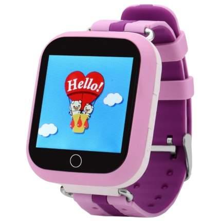Детские смарт-часы Smart Baby Watch GW200s Violet