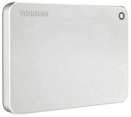 Внешний диск HDD Toshiba Canvio Premium 2TB Silver (HDTW220ES3AA)