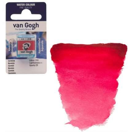 Акварельная краска Royal Talens Van Gogh №318 карминовый 10 мл