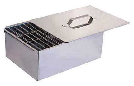 Технолит Коптильня двухъярусная Технолит 480х280х270 мм, нерж,сталь 0,8мм