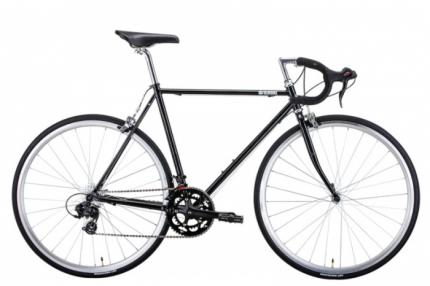 Велосипед BearBike Минск 2019 XL черный