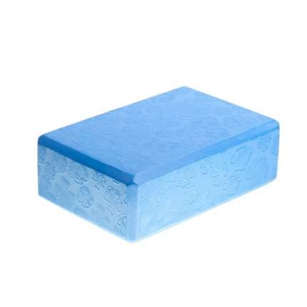 Блок для йоги BF-YB03 синий